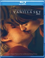 Vanilla Sky Blu-ray Disc cover art -- click to buy from Amazon.com