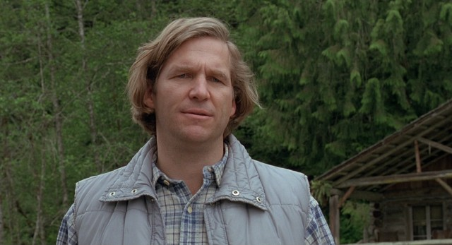 "Jeff Bridges is creepy as Barney Cousins in ""The Vanishing."""