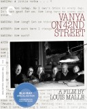 Vanya on 42nd Street: The Criterion Collection Blu-ray cover art -- click to buy from Amazon.com