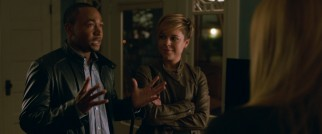 Veronica's old friends (Percy Daggs III and Tina Majorino) get her to attend their 10-year high school reunion.