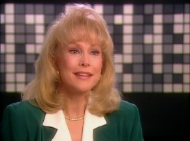 Actress Barbara Eden reflects on one of her more notable film roles in this undated interview.