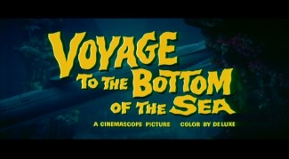 Voyage to the Bottom of the Sea's trailer shows off some of the film's limited underwater action.