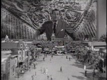 "Walt in ""The Disneyland Story"""