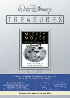 Buy Walt Disney Treasures: Mickey Mouse in Black & White from Amazon.com