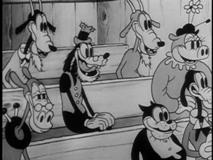 Before he was Goofy, he was Dippy, and quite a bit older.