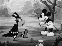 """Mickey's Man Friday"""