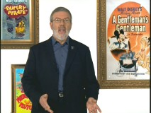 "Leonard Maltin tries to explain potentially offensive elements of the ""From the Vault"" shorts."