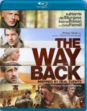 The Way Back Blu-ray cover art -- click to buy Blu-ray from Amazon.com