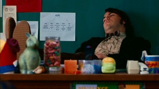"Jack Black's unenthused ""School of Rock"" substitution offers an amusing way of depicting subpar teaching."