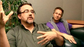 "Director/producer Don Hahn and producer Peter Schneider answer the question ""Why Wake Sleeping Beauty?"" in a humorous but earnest featurette."