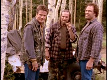 "The Trammel brothers, especially Dwight (Randall Tex Cobb, right), are nothing but trouble for Alex in ""Survival."""