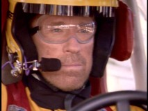 "That's Walker, Texas Race Car Driver in ""Team Cherokee (Part 2)."""