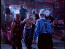 The circus comes to town after hours in C.D.'s Bar & Grill in the cliffhanger season finale.