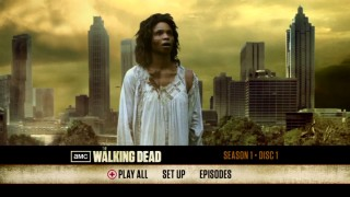 The Walking Dead The Complete First Season Dvd Review
