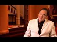 "Writer-director Oliver Stone is among those interviewed for the new documentary ""Greed is Good."" (He also provides an introduction and an audio commentary.)"