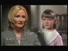 "Karen Dotrice, little Jane Banks in ""Mary Poppins"", discusses Walt."