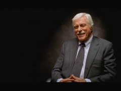 Actor Dick Van Dyke, who narrates the documentary. Good looks run in the Van Dyke family, and they run deep.