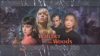 Disney's Main Menu for The Watcher in the Woods