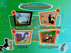 Walt Disney Animation Collection Classic Short Films Volume 6 The Reluctant Dragon Dvd Review