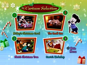 Mickeys Christmas Carol Dvd.Walt Disney Animation Collection Classic Short Films