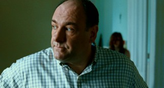 As Doug Riley, James Gandolfini woke up this morning and got himself a girl.
