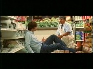 Wendell gets some information from a grocery clerk in this deleted scene.