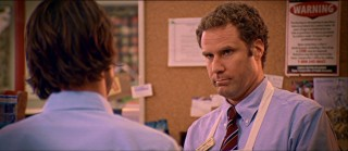 Will Ferrell plays Dave, a former college football player and present-day grocer who now calls Doreen his.