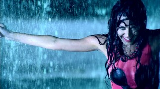 "For many, Katy Perry getting wet in a short, skin-tight dress may make the ""Starstrukk"" music video the best thing on the ""When in Rome"" DVD."
