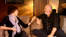 "Screenwriter Nora Ephron and director Rob Reiner share the couch for a candid chat in ""It All Started Like This."""