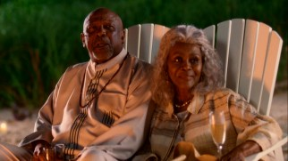 "Old-timers Porter (Louis Gossett, Jr.) and Ola (Cicely Tyson) earn an invitation to ""Why Did I Get Married"" night, the closing night of the couples' annual retreat."