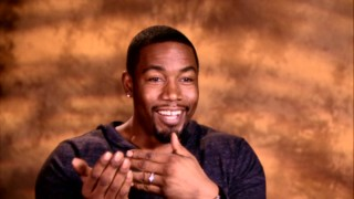 "Michael Jai White explains how the fact that and his onscreen wife Tasha Smith used to date shapes their chemistry in the featurette ""Male Bonding."""