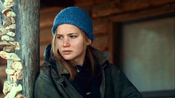 """Winter's Bone"", #28, stars Jennifer Lawrence as Ree Dolly, a 17-year-old Missouri girl responsible for her younger siblings while her father's absence puts possession of their home in doubt."