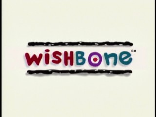"The ""Wishbone"" title logo uses a very 1990s color palette."