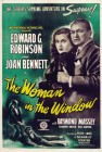 The Woman in the Window (1944) movie poster