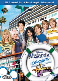 Buy Wizards on Deck with Hannah Montana on DVD from Amazon.com