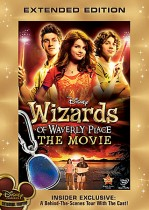 Buy Wizards of Waverly Place: The Movie on DVD from Amazon.com