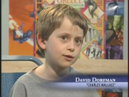 "Precocious child actor David Dorfman (of ""The Ring"" movies) reflects on being cast in ""The Actors: Working the Wrinkle."""