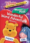 Disney Learning Adventures: Winnie the Pooh: Wonderful Word Adventure