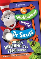 The Wubbulous World of Dr. Seuss: There is Nothing to Fear in Here DVD cover art - click to buy DVD from Amazon.com