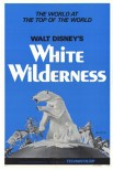 """White Wilderness"" (1958) movie poster"