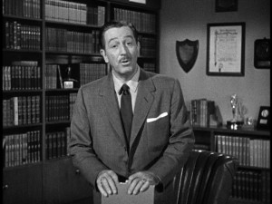 And now your host, Walt Disney.