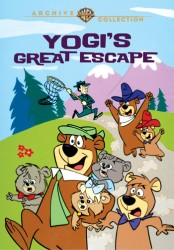 Yogi's Great Escape DVD cover art - click to buy DVD from WBShop.com