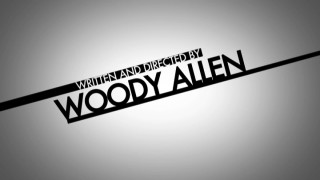 Woody Allen's evident disregard for bonus features makes the inclusion of the film's original theatrical trailer (from which this credit is taken) all the more meaningful.