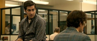 Jake Gyllenhaal plays Robert Graysmith, the San Francisco Chronicle cartoonist who takes increasing interest in the area's Zodiac Killer saga.