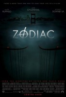 Zodiac (2007) movie poster