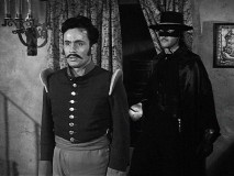"Zorro gets Figueroa (Armand Alzamora) to come clean in arc-ending episode ""Adios, Senor Magistrado."""