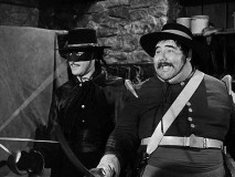 "For the first time, Zorro and Garcia team up to fight on the same side in ""The Well of Death."""