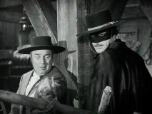 Bernardo and Zorro come awfully close to a fiery death in Season 1's penultimate episode.