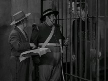 Oh no! Don Diego's trapped in jail! Maybe Zorro will come save him... oh, wait...