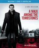 A Walk Among the Tombstones: Blu-ray + DVD + Digital HD combo pack cover art -- click to buy from Amazon.com
